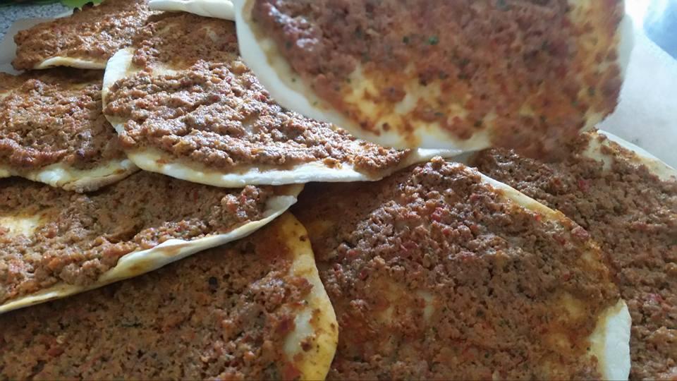 Lahmacun - Türkische Pizza - Kochen? Ganz einfach!