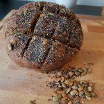 LCHF Körnerbrot oder auch Low Carb Brot