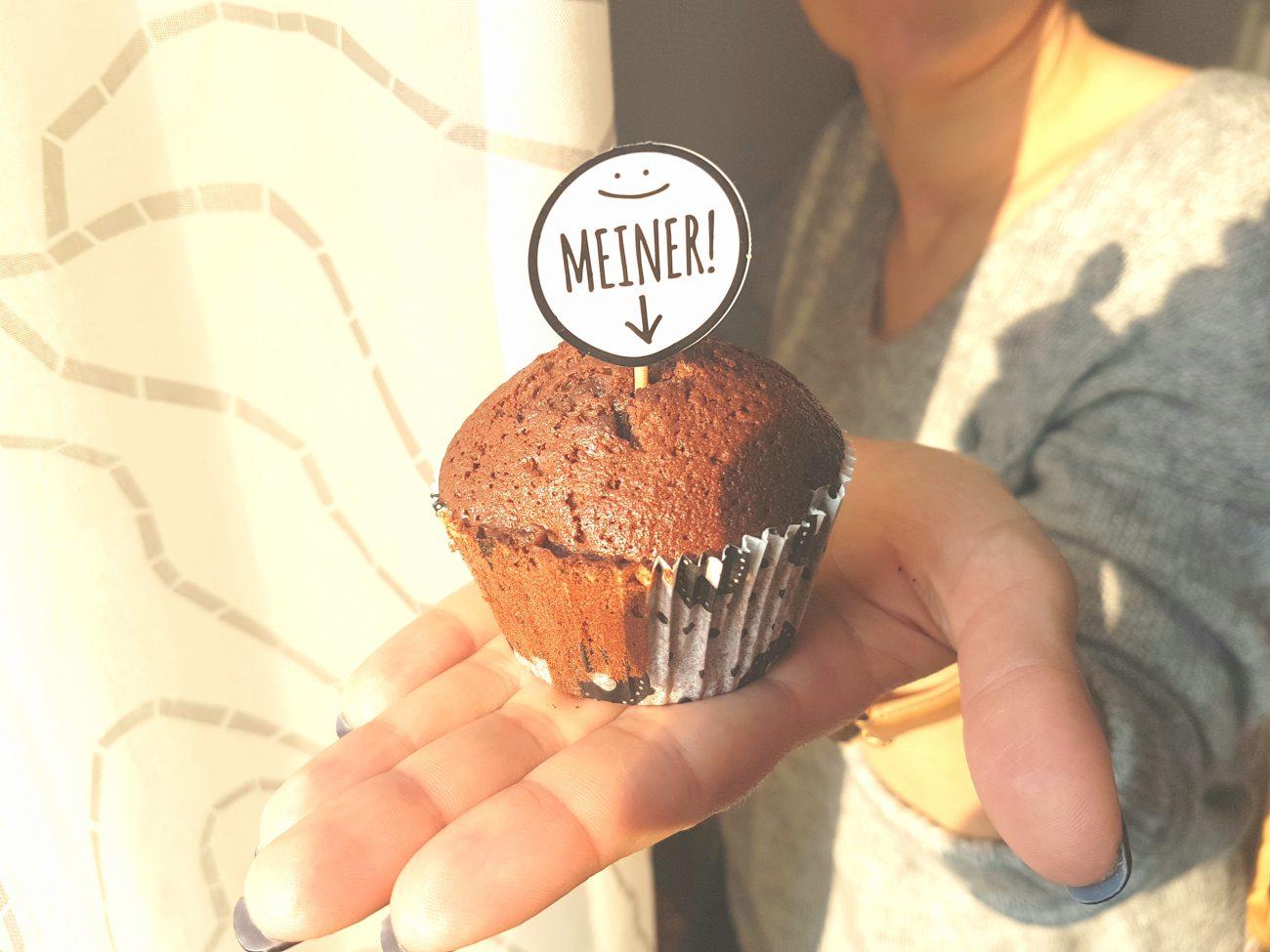 Schoko-Baileys Cupcakes