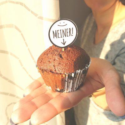 Backen ganz einfach - Schoko Baileys Cupcakes