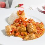 Chicken a la King - mal anders zubereitet