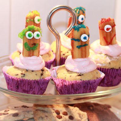 Kochen - Ganz einfach! Minion Cupkakes