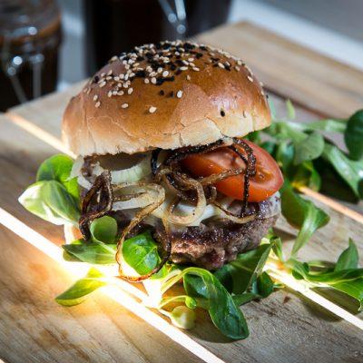 Kochen- Ganz einfach! Original Hamburger Cheeseburger