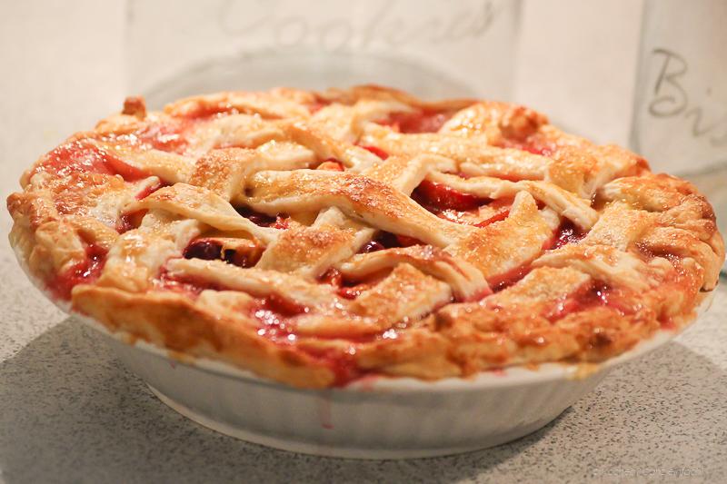 Pfirsich Pie